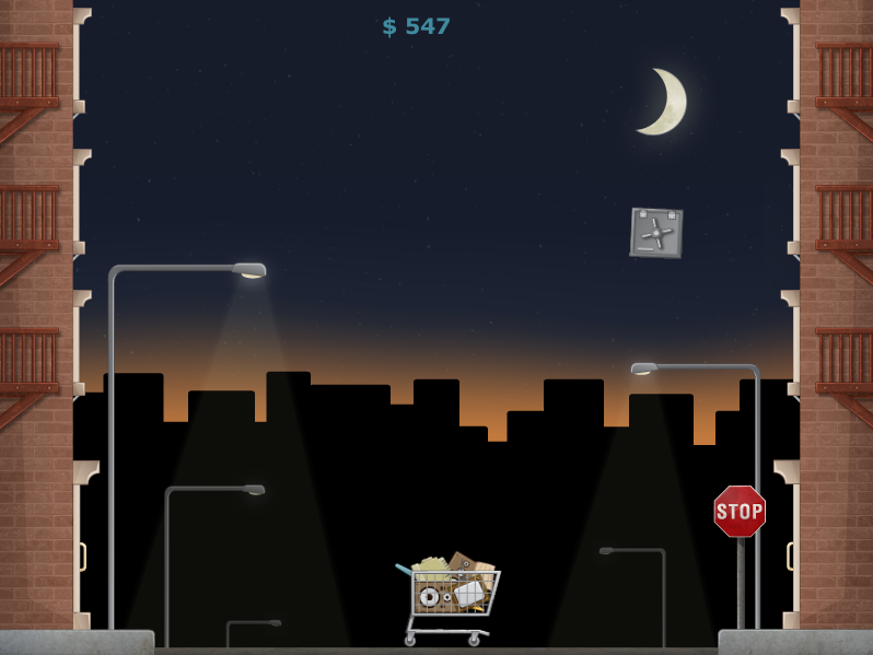 New Game – THEFT